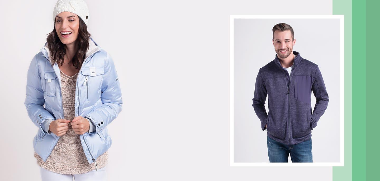 Green Monday Sale: Coats & Jackets