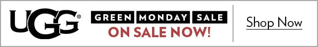 Green Monday Sale: UGG