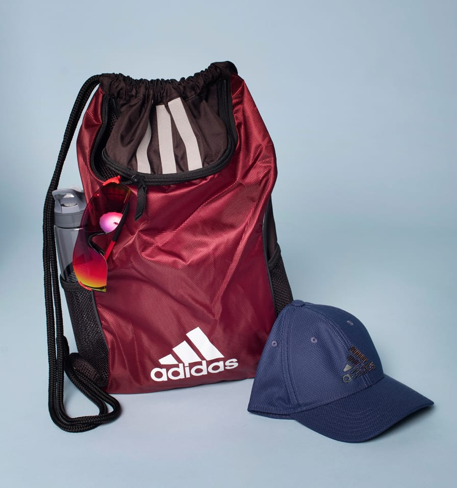 Men's Gym Bags & Accessories