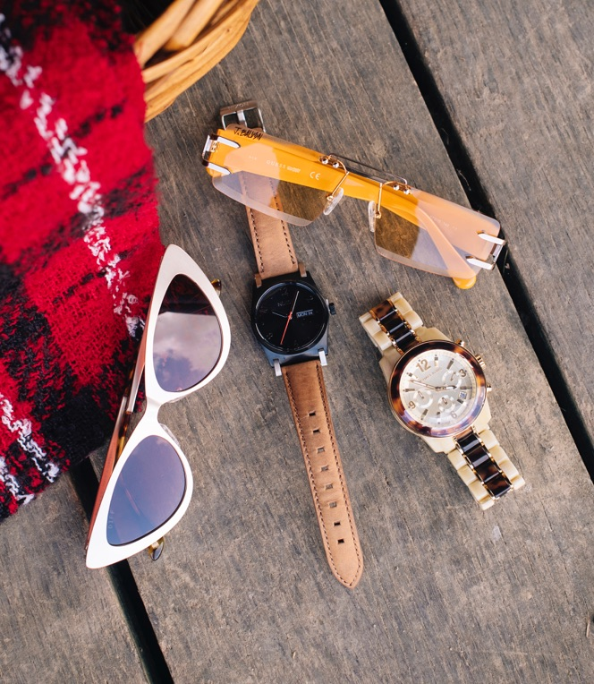Eyewear & Watches