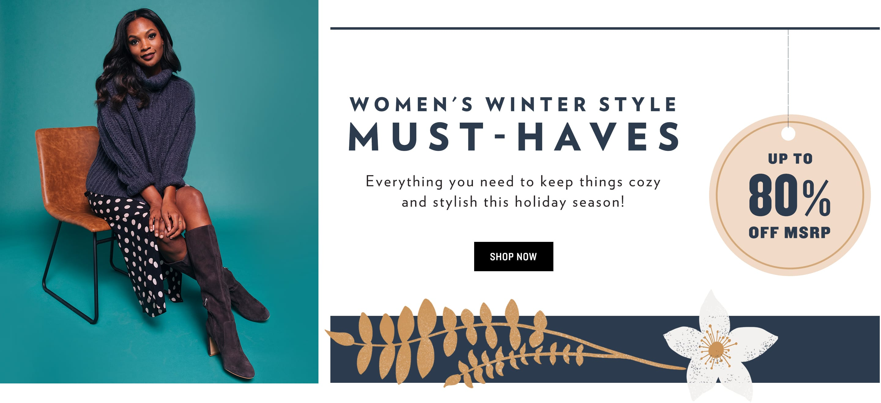 Shop All Women's Winter Style Must-Haves