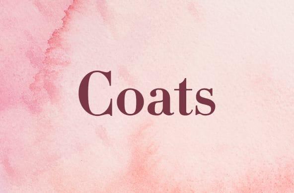 Clearance Coats