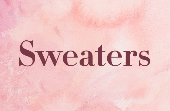 Sweaters Clearance