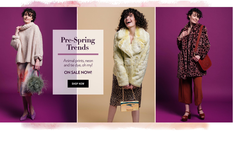 Pre-Spring Trends