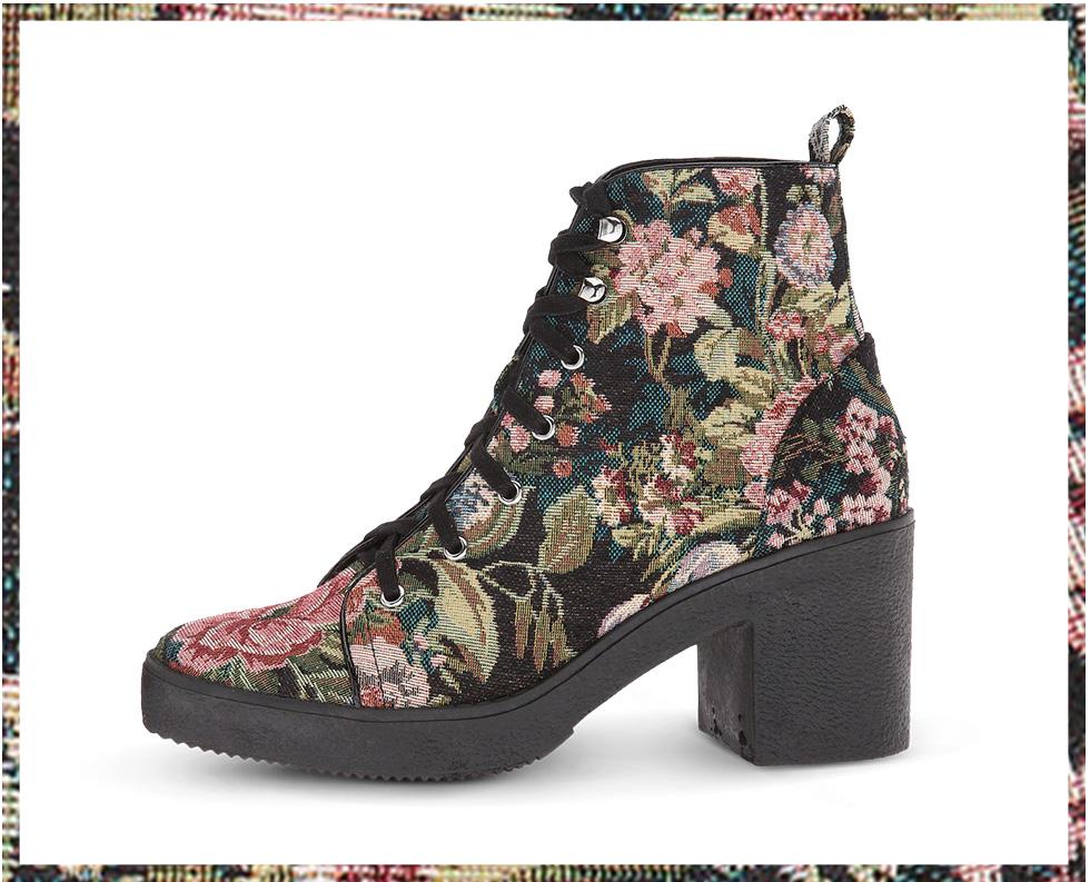 Shop Floral and Pastel Shoes