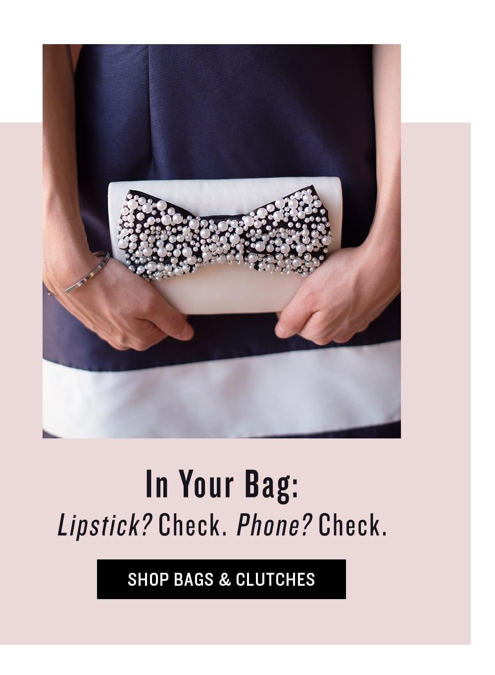Shop Bags & Clutches