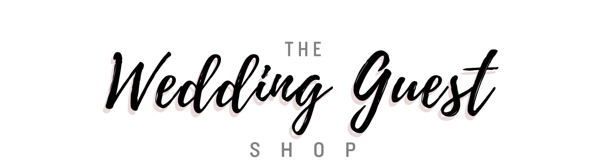 Wedding Guest Shop