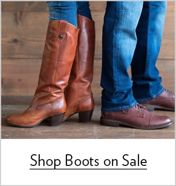 Shop Boots on Sale