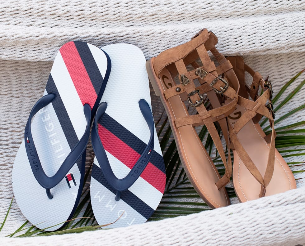 Shop Sandal Steals