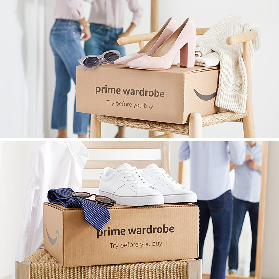 4f05ef695 Try before you buy with Prime Wardrobe