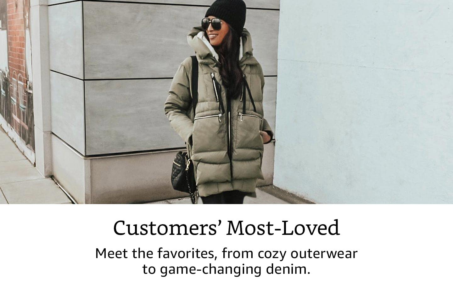 Women's Customer Most-Loved