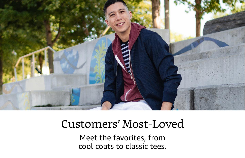 Men's Customer Most-Loved