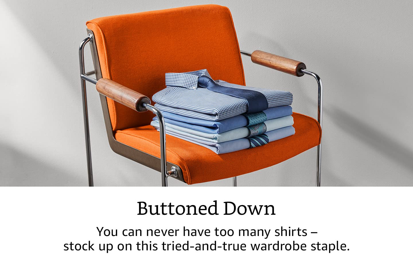 Buttoned Down