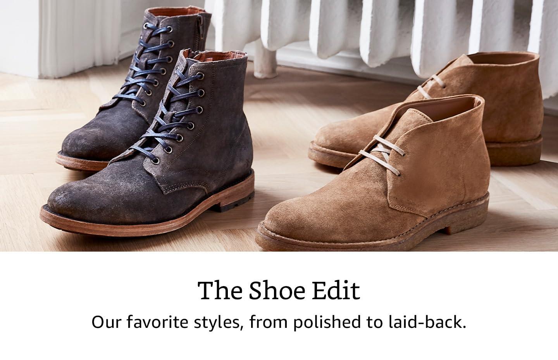Fall Shoe Edit