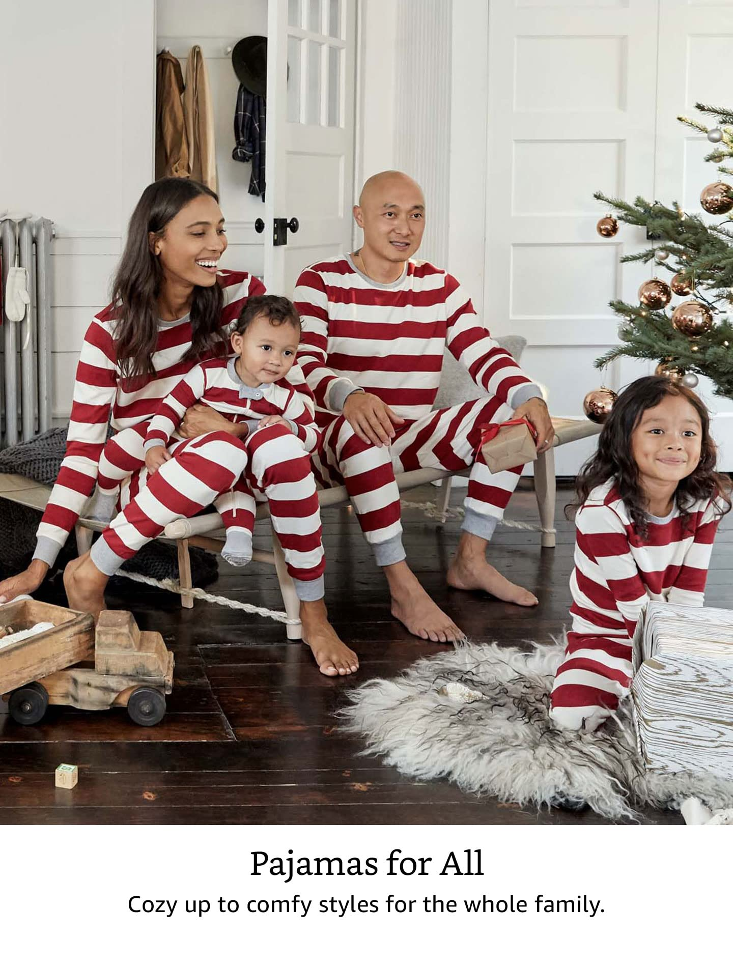 Pajamas for all