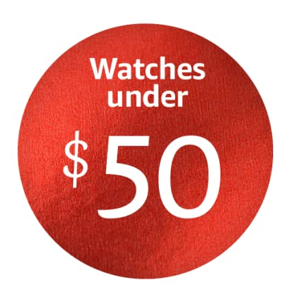 Watches under $50