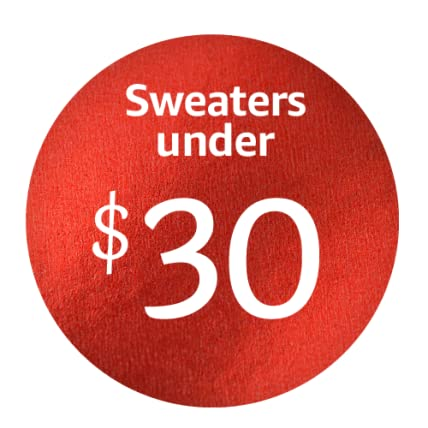 Sweaters Under $30