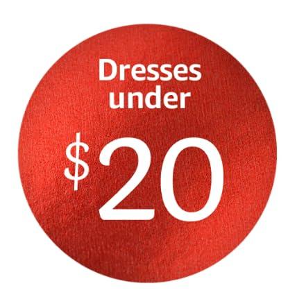 Dresses Under $20