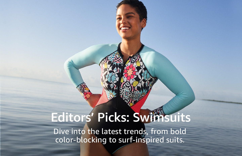 Editors' Picks: Swimsuits