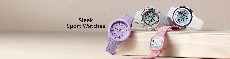 Sleek Sport Watches