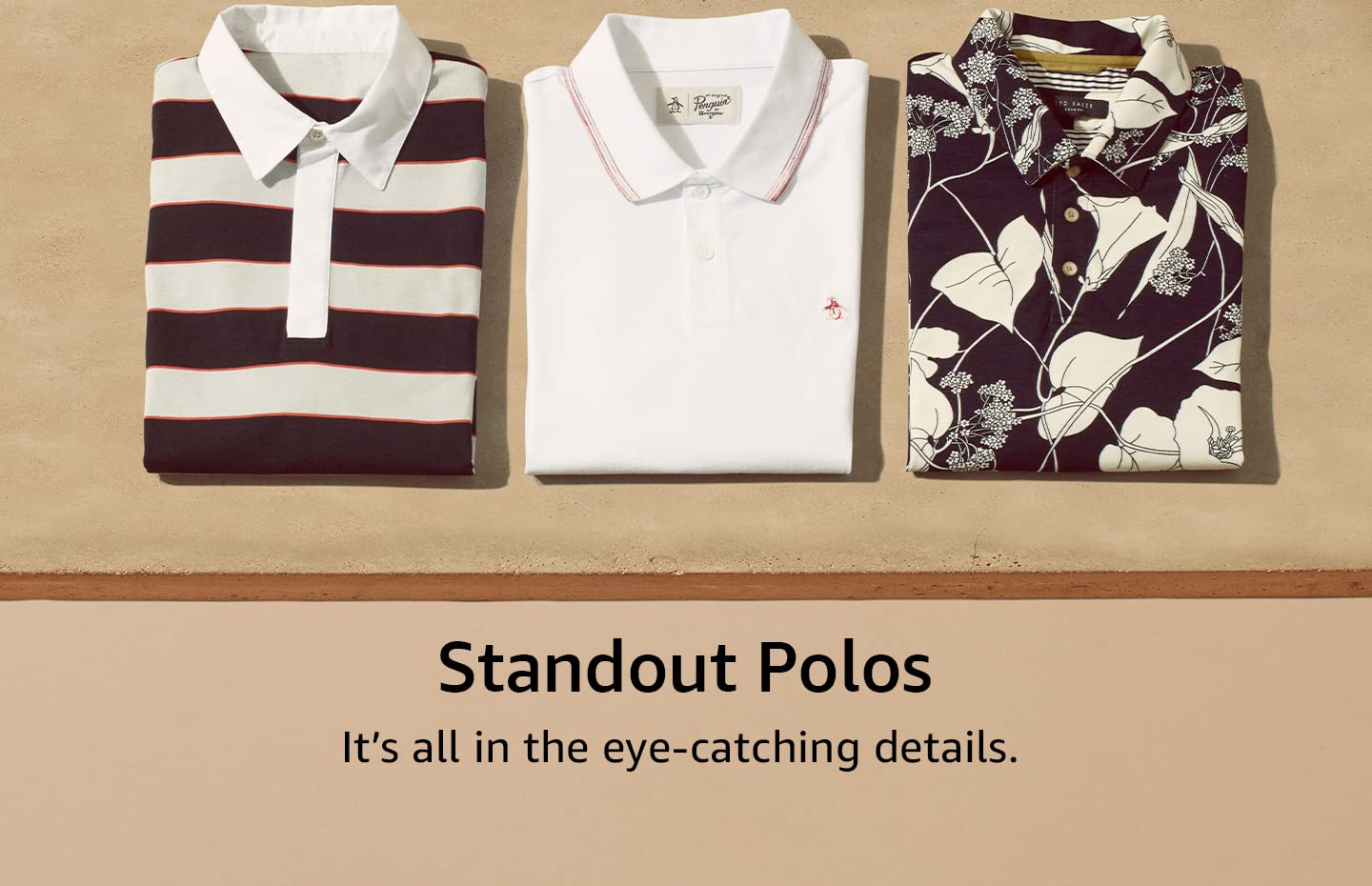 Stand out polos