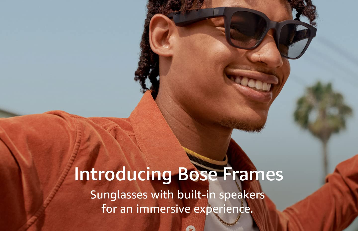 Introducing Bose Frames