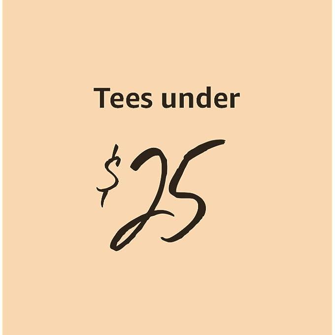 Tees under $25
