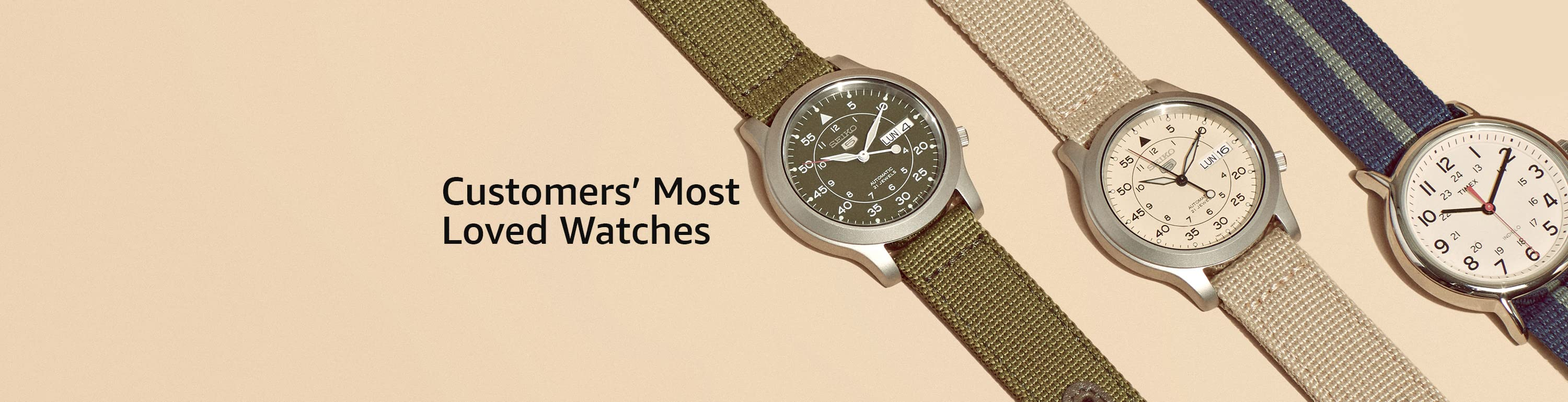 Men's Top Watches
