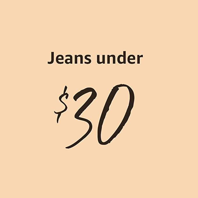 Jeans under $30