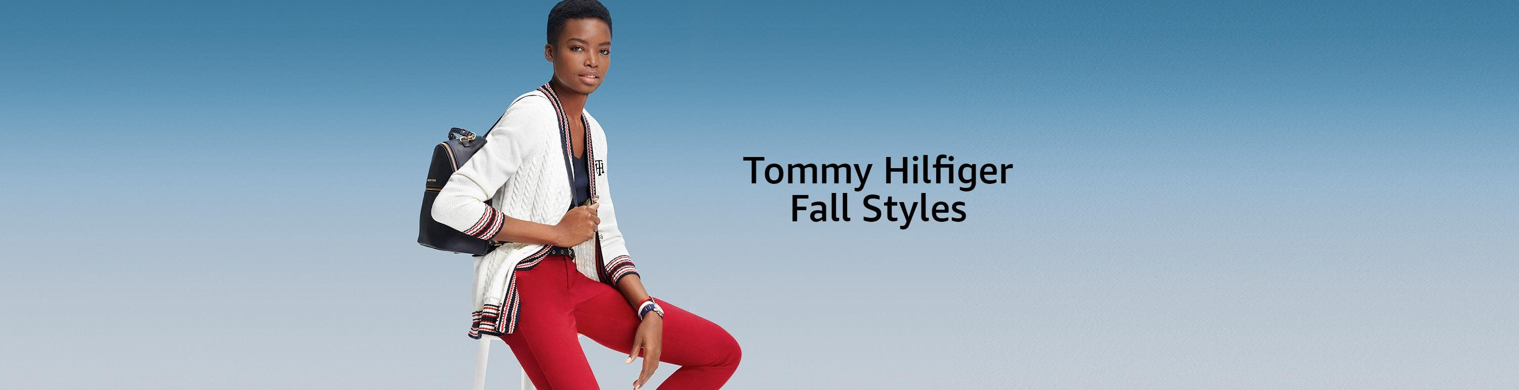 Tommy Hilfiger Fall Styles