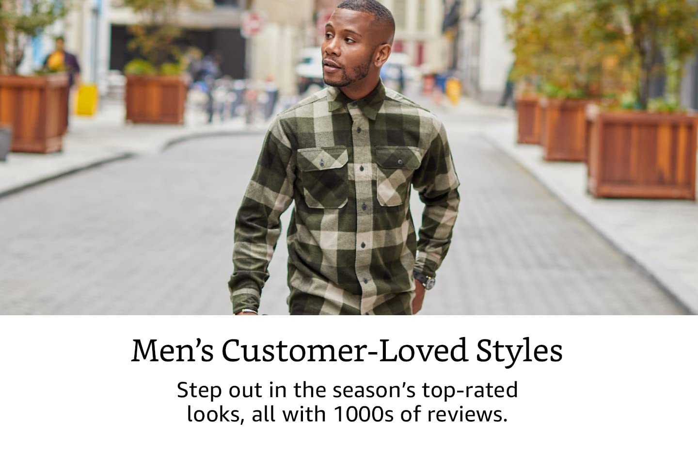 Men's Customer-Loved Styles