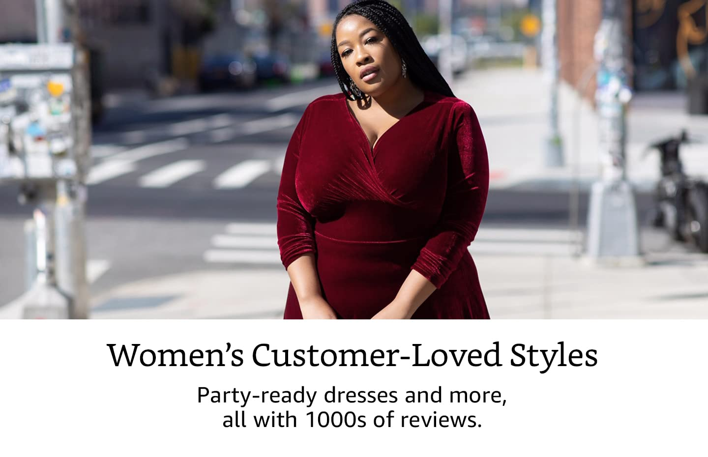 Women's Customer-Loved Styles