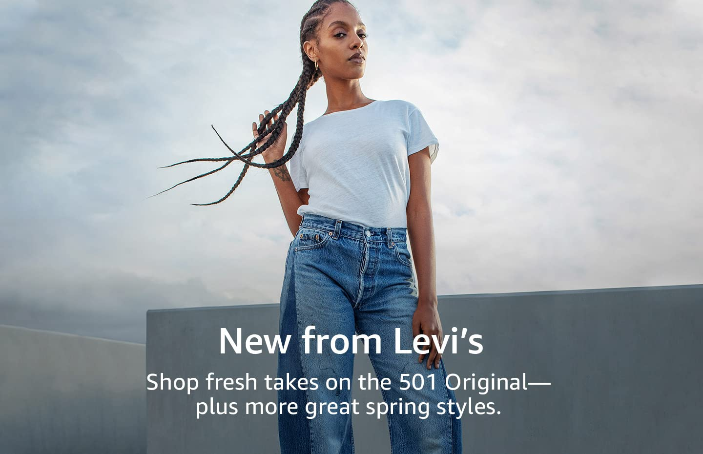 New from Levi's