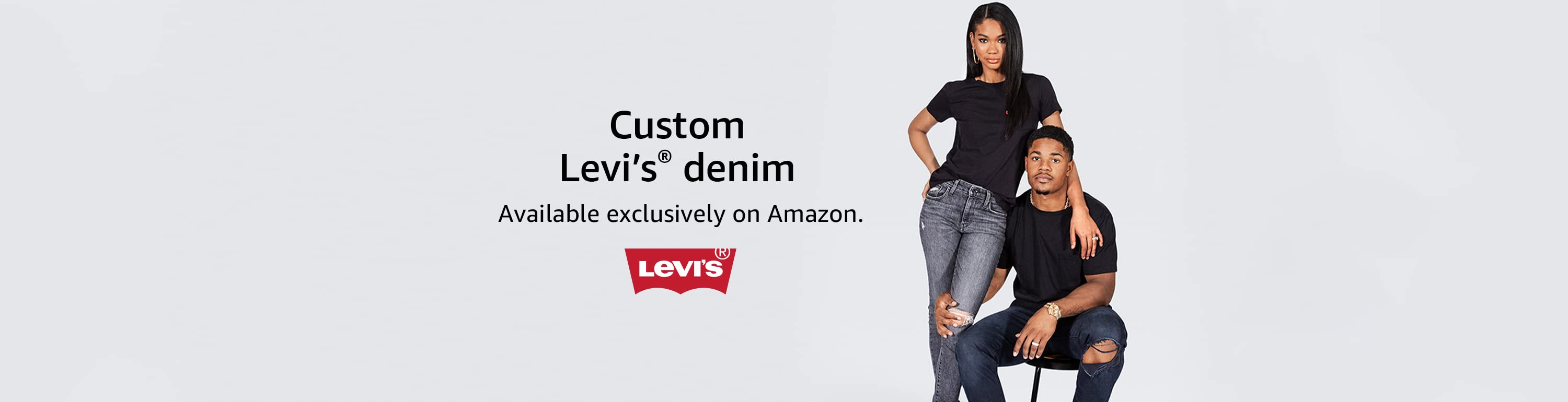 Custom Levi's denim