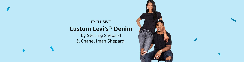 Custom Levi's Denim