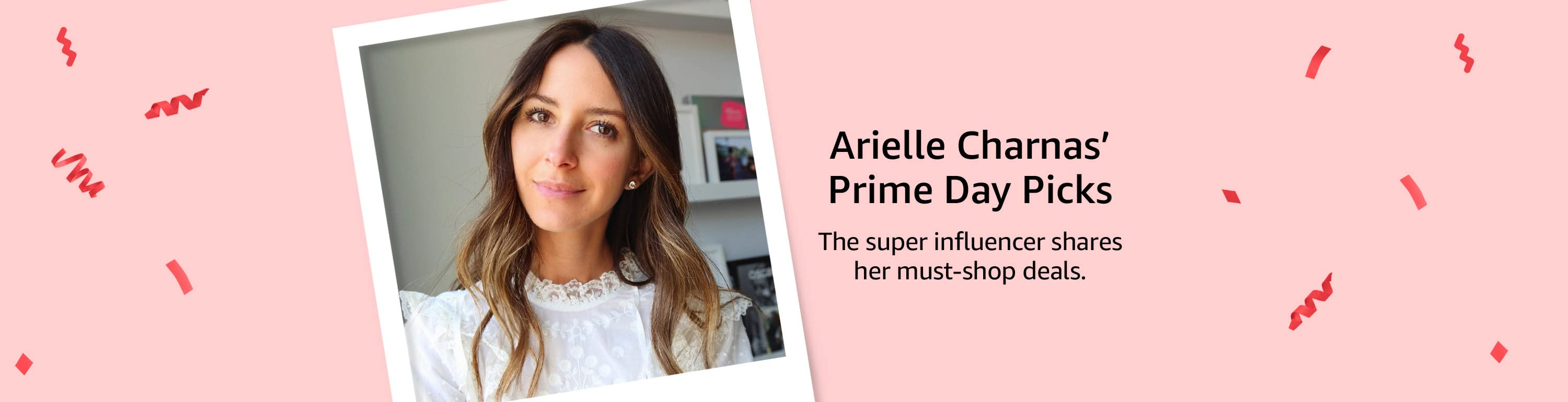 Arielle Charnas' Prime Day Picks