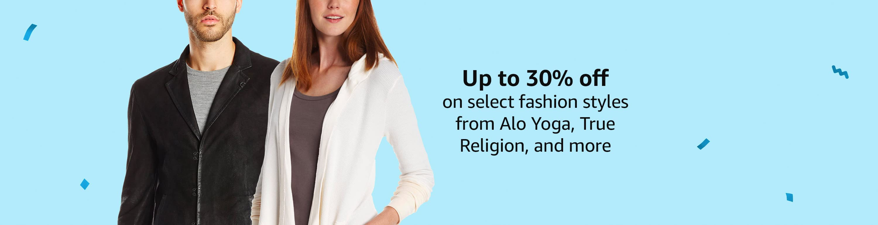 Up to 30% off on select styles from Badgley Mischka, True Religion and more