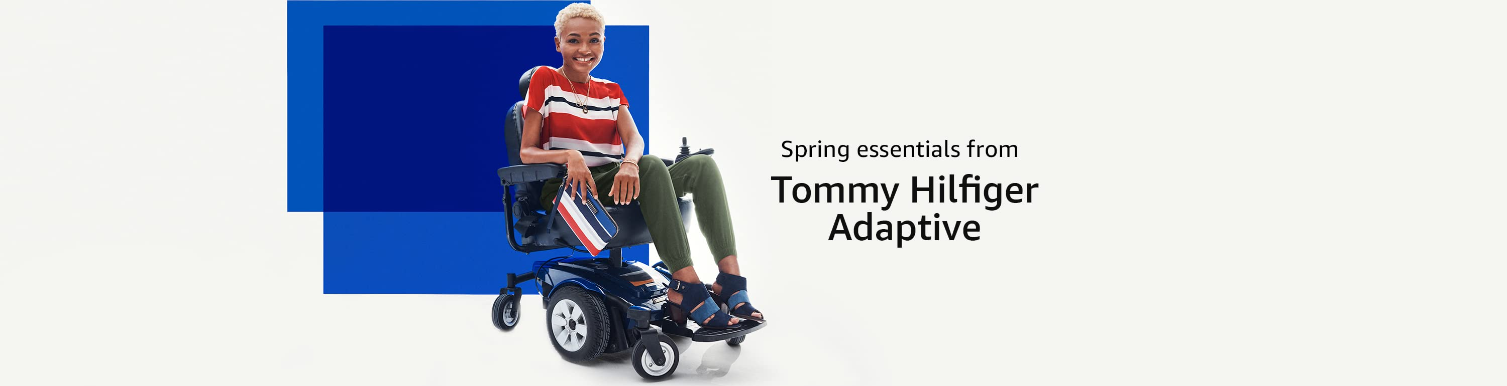 Spring essentials from Tommy Hilfiger Adaptive