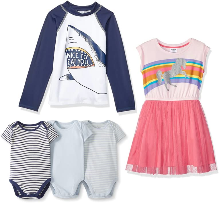 Save up to 35% on Kids & Baby Clothing from Our Brands