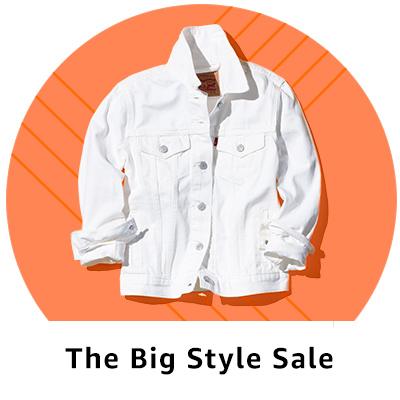 Amazon's Big Style Sale