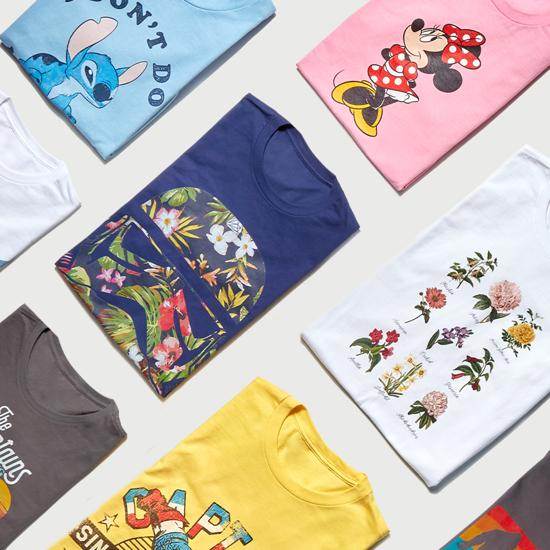 Discover the Graphic T-Shirt Shop
