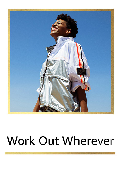 Work Out Wherever