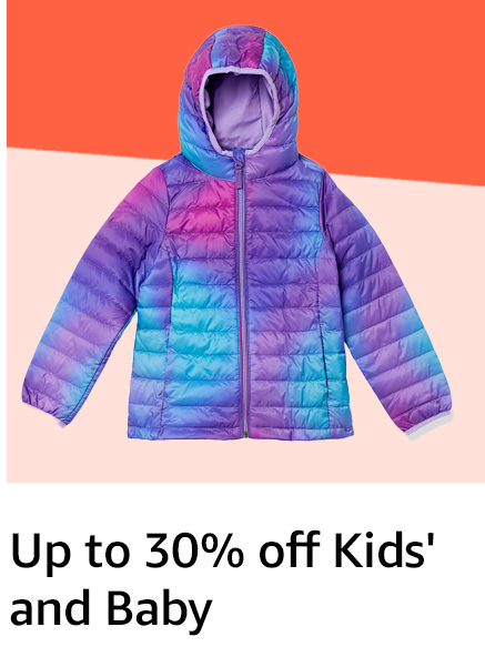 Save on Kids' and Baby from Our Brands