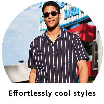 Effortlessly-cool styles