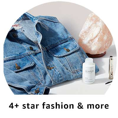 4+ Star fashion & more