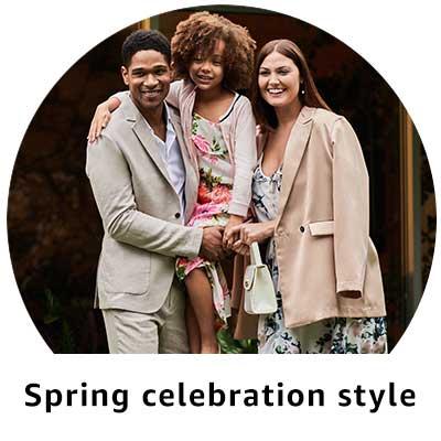 Spring celebration style