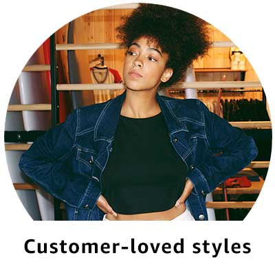 Customer-loved styles
