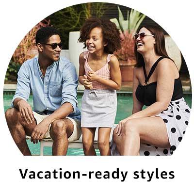 Vacation-ready styles
