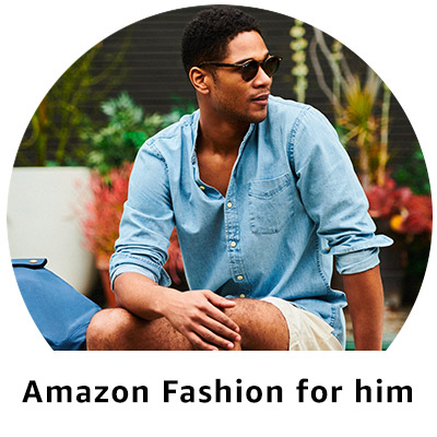 Amazon Fashion for Him