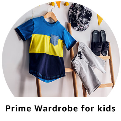 Prime Wardrobe for Kids